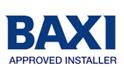 Baxi approved boiler installer